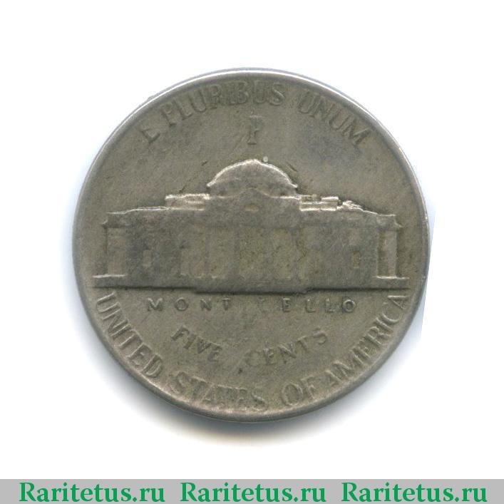 5 центов 1943 состояние vg что это