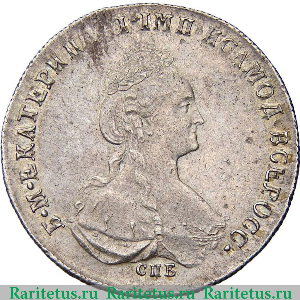 Полтина 1779 года, Аукцион: ClubNf за 8 800руб ...