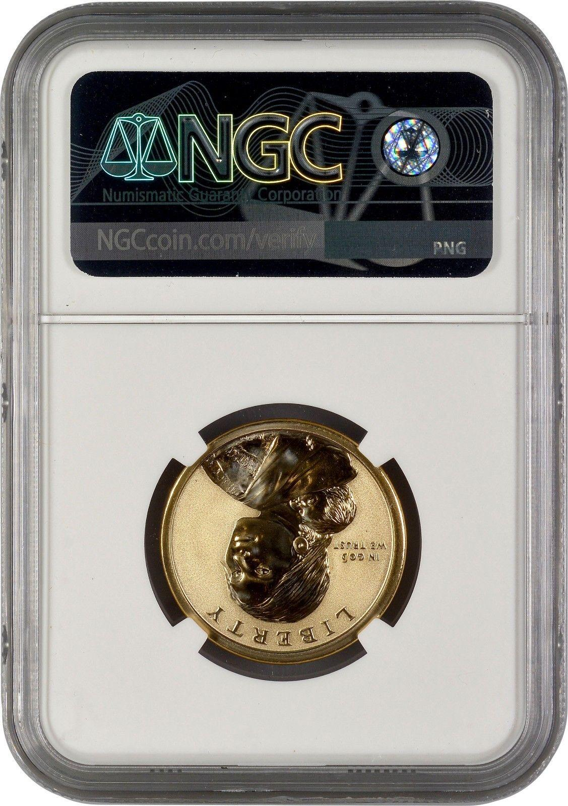 2018 S Sacagawea $1 Jim Thorpe REVERSE PROOF Early Releases NGC PF69 RED
