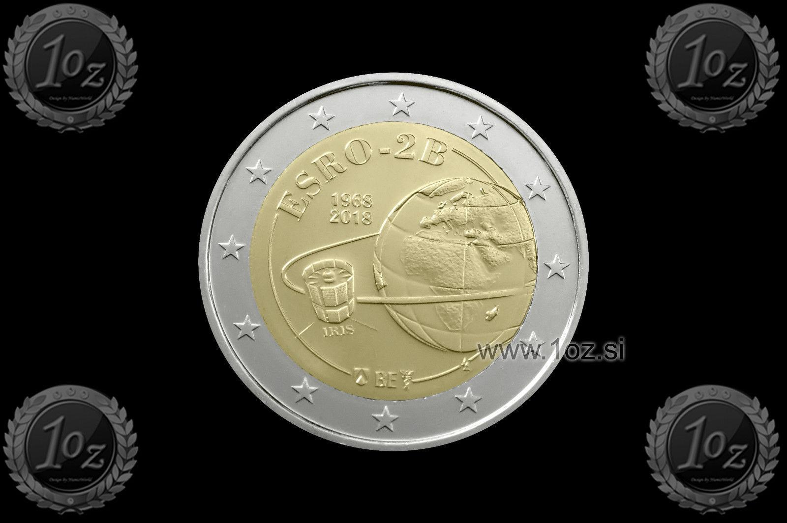 2 euro commemorative coins 2018
