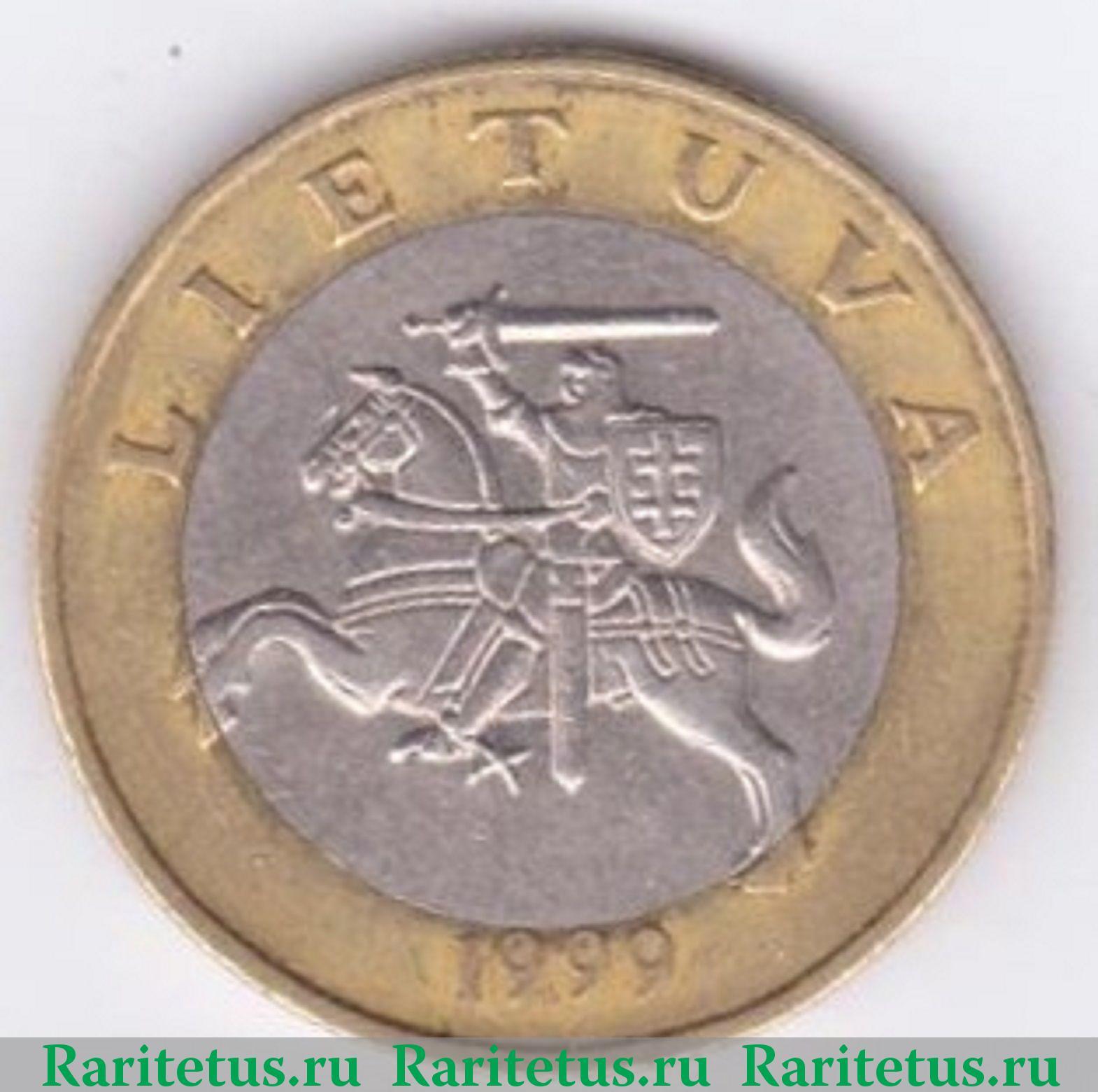 Сколько стоит 2 litai 2001года стоимость монеты 20 senti eesti vabariik 1992
