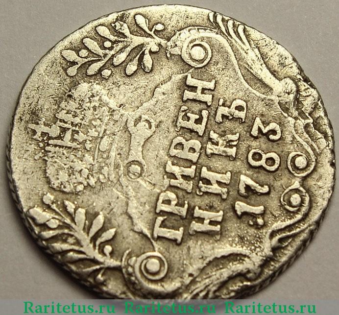 Гривенник 1783 года цена магнитится ли никель