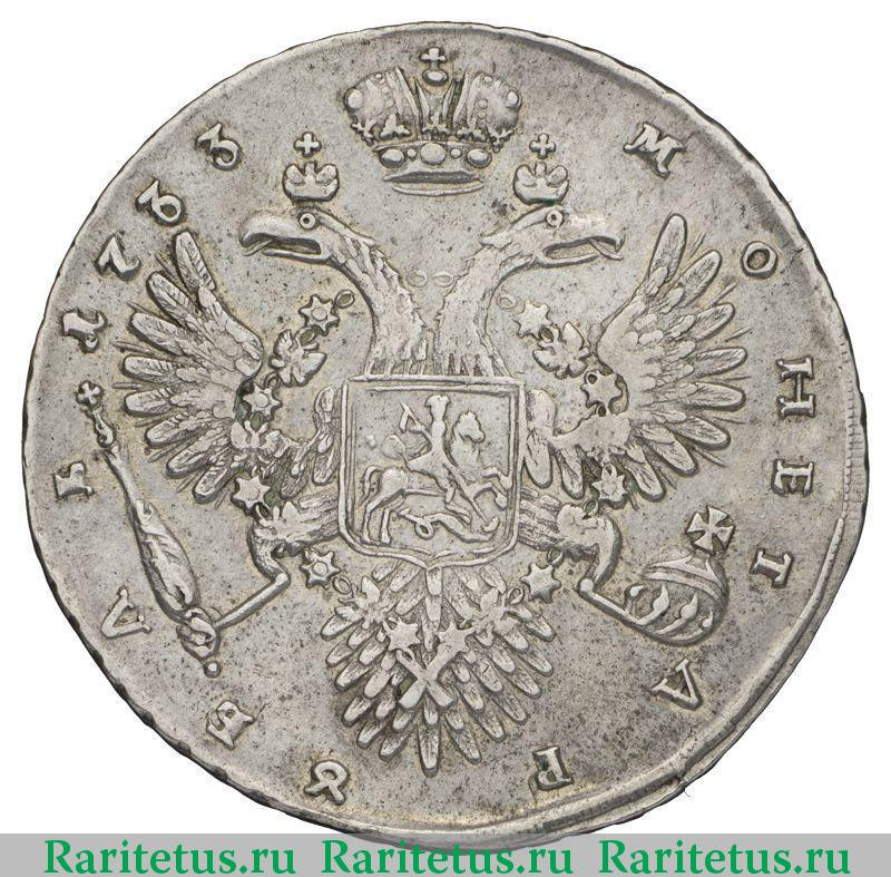 Рубль 1733 года разновидности каталог римских денариев